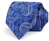 Canali Paisley Classic Tie