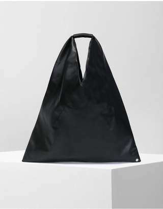 MM6 MAISON MARGIELA Japanese Faux Leather Medium Bag