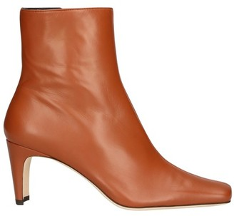 STAUD Eva ankle boots