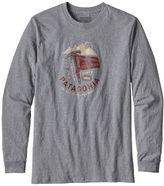 Patagonia Men's Long-Sleeved C.O.T.U. Flag Cotton T-Shirt