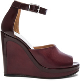 Maison Margiela Ankle Strap Wedges