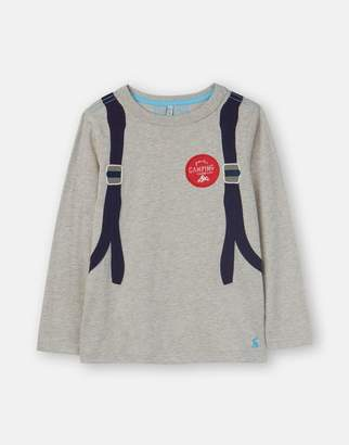 Joules Animate Applique T-Shirt 1-6 Years