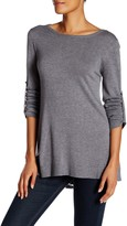 Luma Lace Underlay Sweater