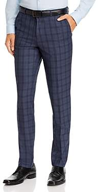 HUGO Hets Plaid Extra Slim Fit Suit Pants - 100% Exclusive
