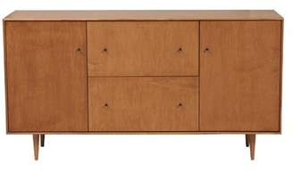 Corrigan Studio Darrius Credenza Corrigan Studio Color: Cherry Autumn