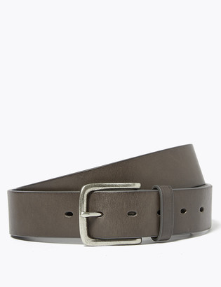 Marks and Spencer Italian Leather Casual Belt