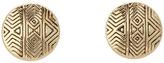 House Of Harlow Tholos Mosaic Stud Earrings