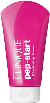 Clinique Pep-Start 2-In-1 Exfoliating Cleanser 125ml