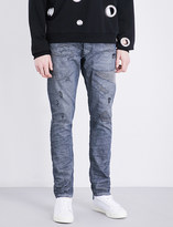 Diesel Krooley relaxed stretch-denim jogg jeans