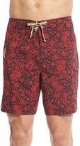Patagonia Men's 'Wavefarer' Print Board Shorts