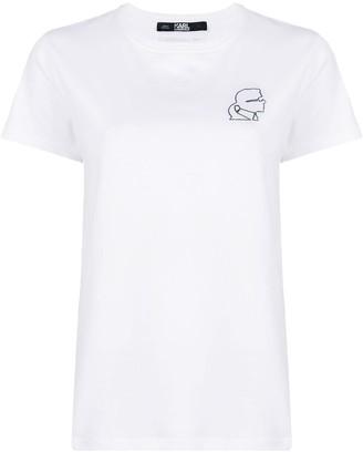 Karl Lagerfeld Paris Mini T-shirt