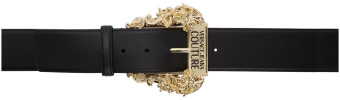 e662dff67a Black Vintage Buckle Belt
