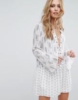 The Jetset Diaries Shayworth Mini Dress