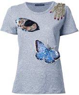 Alexander McQueen embellished T-shirt