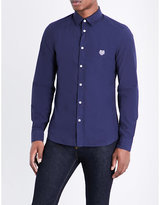 Kenzo Slim-fit Cotton Shirt