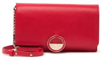 Versace Saffiano Leather Crossbody