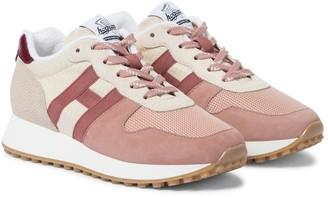 Hogan H429 suede sneakers