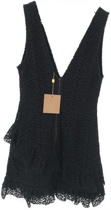 Stevie May Black Cotton Dress for Women