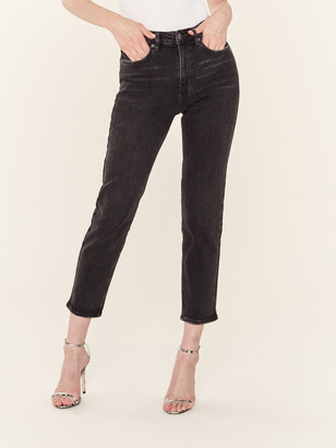 Ksubi Slim Pin Hard Rock High Rise Skinny Jeans