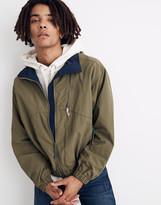 Madewell Battenwear Nylon Jump Jacket