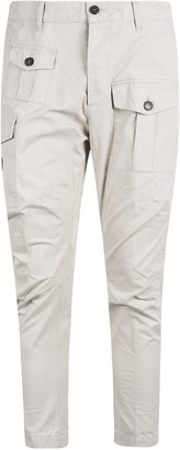 DSQUARED2 Front Flap Pocket Trousers