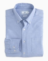 Southern Tide Channel Marker Oxford Button Down Shirt
