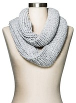 Women's Waffle Knit Infinity Scarves - Mossimo Supply Co.