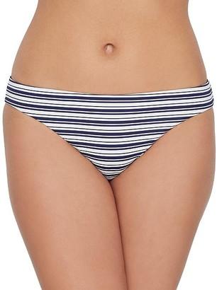 Birdsong Newport Stripe Hipster Bikini Bottom