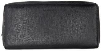 Ann Demeulemeester Black Large Arta Zip Wallet