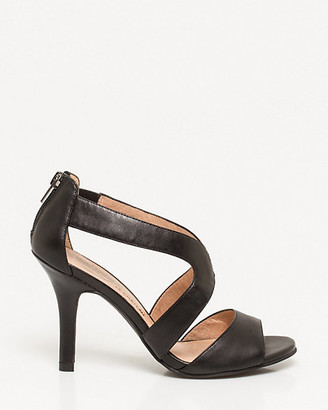 Le Château Leather Criss-Cross Sandal