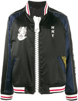 Miharayasuhiro embroidered stadium jacket