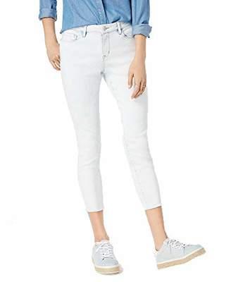 Black Daisy Women's Billie Crop Skinny Jean