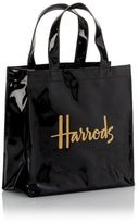 Harrods Small Signature Shopper Bag