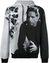 Dolce & Gabbana Marlon Brando printed hoodie