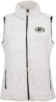 "Unbranded Juniors' NFL Green Bay Packers ""Intercepting"" Sherpa Vest"