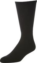 Swell Crew Sock 5 Pack Black