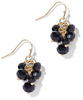New York & Co. Beaded Cluster Drop Earring