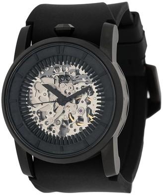 Fob Paris R413 Black Matte 41.3mm watch
