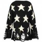 Wildfox Couture Lennon Star Sweater
