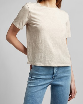 Express Skimming Crew Neck Tee