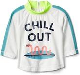 Gap Chill out colorblock rashguard