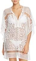 Parker Palm Dress Swim Cover-Up