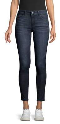 Dl Florence High-Rise Skinny Ankle Jeans