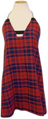 Rachel Comey Red Cotton Dress for Women