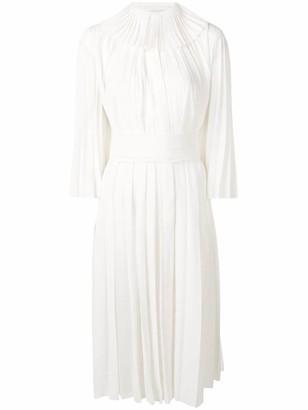 Couture Atu Body pleated midi dress
