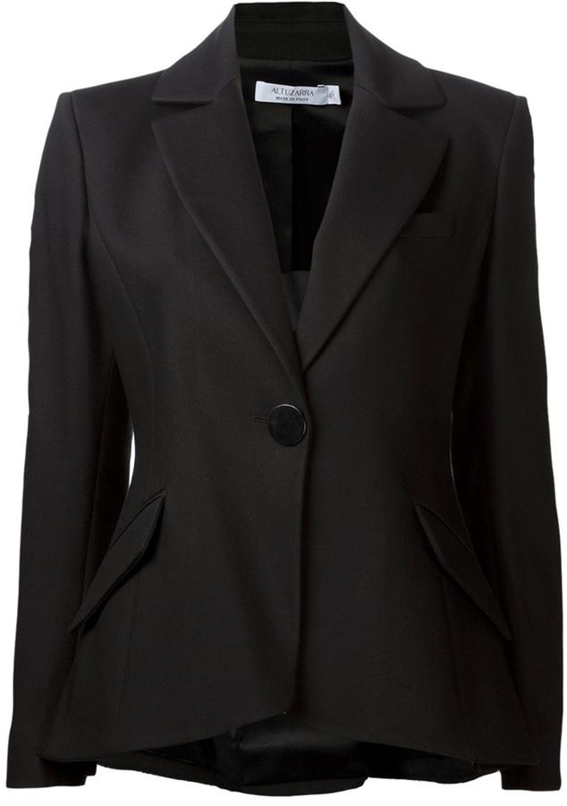 Altuzarra 'Acacia' notched lapel blazer