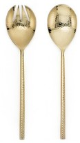 Threshold Serving Spoon Set 2-pc. Stainless Steel Gold