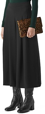 Whistles Pleated Wide-Leg Pants