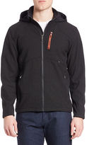 Spyder Textured Zip-front Jacket