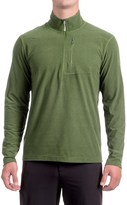 White Sierra Sierra Ridge II Striped Shirt - Zip Neck, Long Sleeve (For Men)